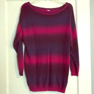 H&M long sleeve sweater